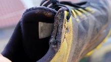 Asics Gecko XT: Esta es la parte que más ha sufrido de las zapatillas durante el Test