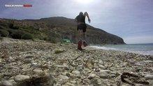 Asics Gel Fuji Attack 5: Asics Fuji Attack 5 - Corriendo Piedras Playa