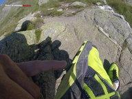 Asics Gel Fuji Endurance: Asics Gel Endurance: Detalle del desgaste/desprendimiento de los tacos de la suela