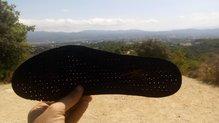 Asics Gel Fuji Lyte: Asics Gel Fuji Lyte plantilla transpirable que ayudar al secado rapido