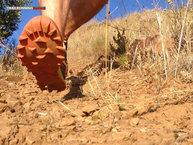 Asics Gel Fuji Runnegade 2: Asics Gel Fuji Runnegade 2:  Una  suela come terrenos