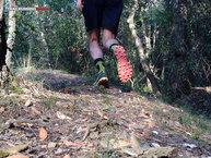 Asics Gel Fuji Runnegade 2: Asics Gel Fuji Runnegade 2: Una suela no apta para terrenos secos