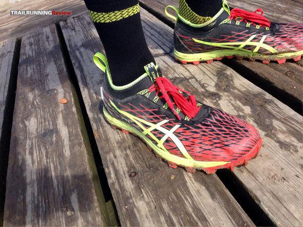 Zapatillas Trail Running Asics Gel Fuji Runnegade de segunda