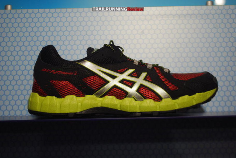asics fuji trainer 3 test