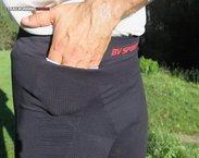BV Sport Trail CSX: Los pantalones BV Sport Trail CSX presentan un bolsillo pequeño en su parte frontal.