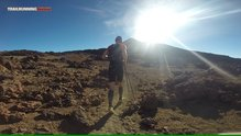 BV Sport Trail CSX: Incluso a pleno sol es visible el reflectante del bolsillo trasero de los BV Sport Trail CSX