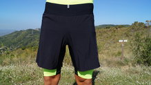 Frontal de Pantalones cortos: Berg Outdoor - Meixide
