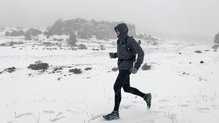 Berg Outdoor Mustang: Berg Outdoor Mustang test con nieve