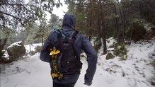 Berg Outdoor Mustang: Salidas con temperaturas bajas y nieve