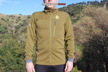Frontal de Chaquetas térmicas: Black Diamond - Coefficient Jacket
