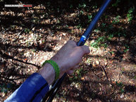 Black Diamond Distance Carbon FLZ: Black Diamond Distance Carbon FLZ Cómodos para correr con ellos en la mano