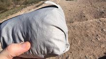 Black Diamond Distance Wind Shell: Black Diamond Distance Wind Shell: pequeño ojal para colgarlo