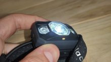 Black Diamond Icon indicador de batería