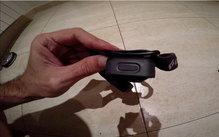 Black Diamond Iota: Black Diamond Iota - Botón Encendido