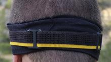 Black Diamond Spot325: La cinta se fija perfectamente a la cabeza y no molesta mientras corremos