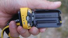Black Diamond Spot325: Estas luces nos indican la capacidad de la batería