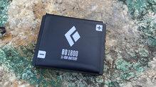 La batería de la Black Diamond Sprinter 500 nos dura suficiente para utilizarla en entrenamientos diarios