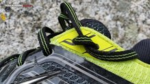 Brooks Adrenaline GTS 16: En terreno técnico es imprescindible utilizar el heel lock