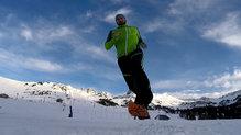 Brooks Caldera: Brooks Caldera: Mientras no haya hielo también tienen buena tracción sobre nieve.