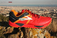 Frontal de Calzado: Brooks - Cascadia 10