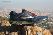 Frontal de Calzado: Brooks - Cascadia 11