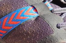 Brooks Cascadia 12: Brooks Cascadia 12, cintas laterales de sujeción.