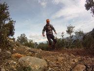 Brooks Cascadia 12: Brooks Cascadia 12, en Montserrat.