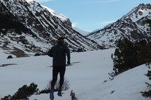 Brooks Cascadia 12: Brooks Cascadia 12 en nieve.