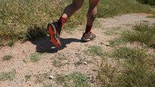 Brooks Cascadia 13: En terreno con piedrecitas sueltas, también gozaremos de un buen agarre