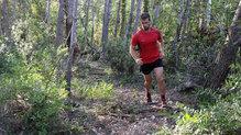 Brooks Cascadia 13: El agarre en terreno con hojas y ramas secas ha sido bueno