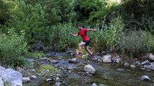 Brooks Cascadia 13: Las hemos puesto en remojo para ver cómo funcionan en roca mojada