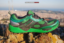 Frontal de Calzado: Brooks - Cascadia 6