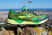 Frontal de Calzado: Brooks - Cascadia 7