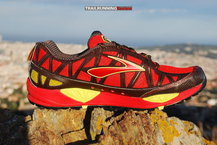 Frontal de Calzado: Brooks - Cascadia 8
