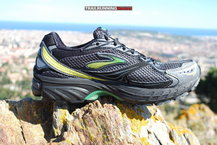 Frontal de Calzado: Brooks - Ghost 4