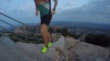 Brooks Mazama: Brooks Mazama: Tramo final Sant Geroni, Montserrat
