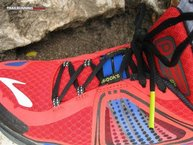 Brooks PureGrit 3: Detalle Nav Band