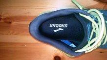 Brooks PureGrit 6: Brooks Puregrit 6 - acolchados cuello mas que suficientes