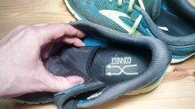 Brooks PureGrit 6: Brooks Puregrit 6 - protecciones laterales en forma de calcetin