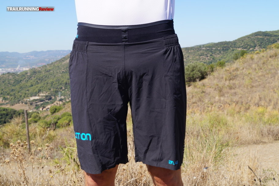 Salomon S-Lab Short 9
