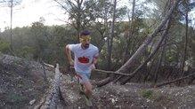 Cébé S'track: Cantidad de horas y entrenos de todo tipo por la montaña