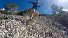 Cébé S'track: Saltando para probar la sujeción