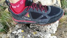 CimAlp 864 Drop Control v2.0: Upper sin desgaste aparente