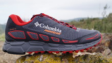 Frontal de Calzado: Columbia - Bajada III