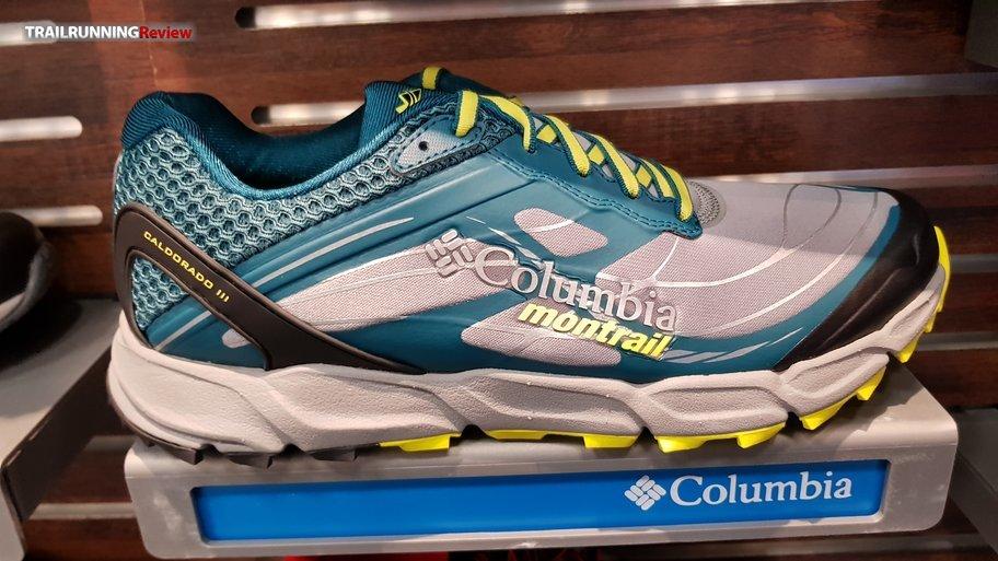 Preview Columbia - Montrail Caldorado III
