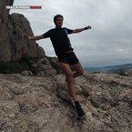 Columbia PeakFreak Enduro OutDry: La sujeción del pie cuando estamos corriendo por terreno irregular no es la más adecuada.