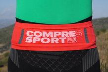Frontal de Cinturones hidratación: Compressport - Free Belt