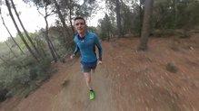 Corriendo en zonas boscosas sigue manteniendo buena precisión