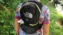 Crazy Idea Satin: Con nuestra estampada camiseta Crazy Idea Satin en la Vall de Boí