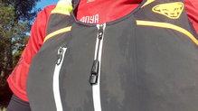 Dynafit Alpine Running Vest: Manchas de sudor por la transpirabilidad de la Dynafit Alpine Running Vest